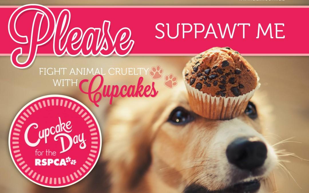 RSPCA Cupcake Day 2015