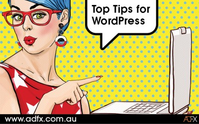 ADFX's Top Tips for WordPress Websites