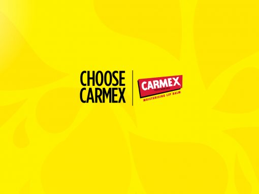 Choose Carmex