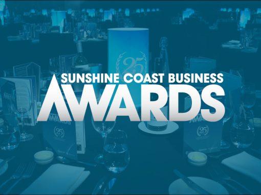 Sunshine Coast Business Awards 25th Anniversary