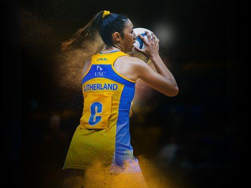 USC Thunder Netball