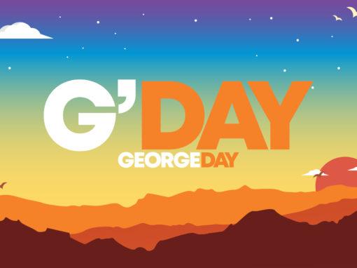 George Day Caravans – Rebrand + Big Idea