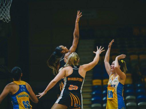 USC Thunder Netball – Match Day Photography