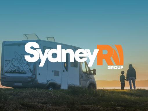 Sydney RV Rebrand