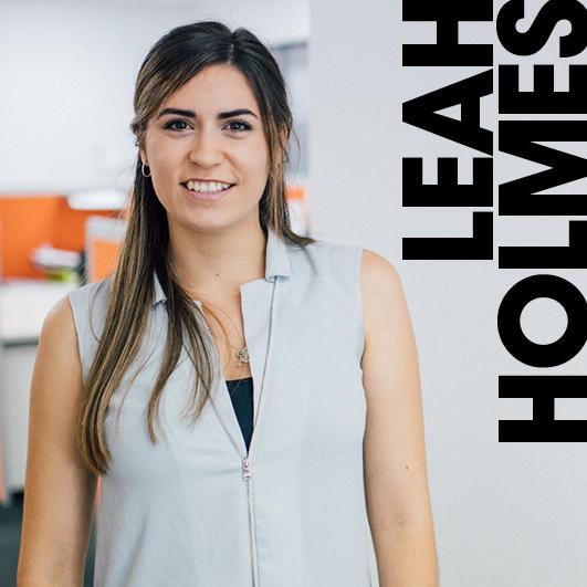 Leah Holmes